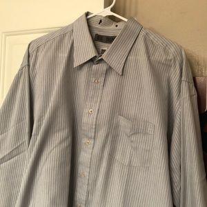 Oleg Cassini men's dress shirt